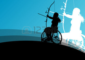 33872429-active-disabled-young-women-in-a-wheelchair-detailed-health-care-archery-sport-arrow-shooting-concep